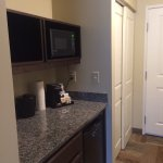 Deluxe queen room with kitchenette