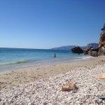Photo de Cala Fuili Beach