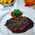 Argentinian 300g sirloin steak