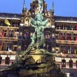 Foto de Grote Markt van Antwerpen