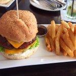 Humongous burgers