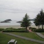Across the Beach