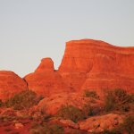 Sunset Arches NP