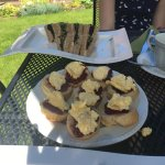 An absolutely lovely afternoon spent here having afternoon tea in the beautiful garden. Highly r
