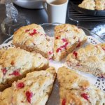 Currants Become Currant Scones by 8 a.m.