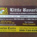Little Bavaria Restaurant Foto