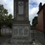 War Memorial Rawcliffe