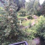 Kleiner gepflegter Park...