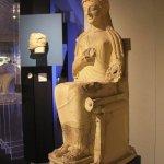 Estatua del museo arqueológico de Siracusa