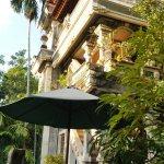 L'ambiance temple de Sania's House