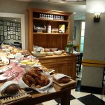Breakfast lobby , All you would want for breakfast yummy