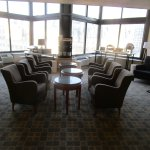 Doubletree in Philly - Executive lounge