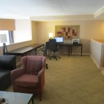 Doubletree in Philly - another view of Executive Lounge