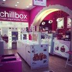 Chillbox Greek frozen yoghurt
