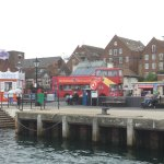 Have a little bit of shopping then head down to Poole Quay for a more scenic view!