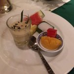 Dessert du buffet thaï