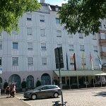 Ringhotel Loew's Merkur Foto