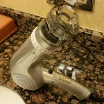 Love the Japanese Hairdryer, quiet and efficient!