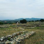 Ancient Olynthos Photo