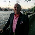 Walk along Thames outside hotel