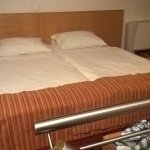 Triple room / Upstairs double bed