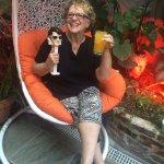 MIMI AND ELVIS GNOME!!