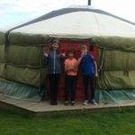 Dartmoor yurt - 1 of 3