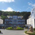 Grand Hotel Binz Foto