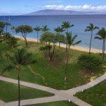 Kahekili Beach from the Westin Ka'anapali Ocean Resort Villas