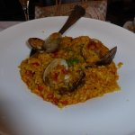 El delicioso arroz caldoso