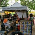 Stockbridge Market Foto