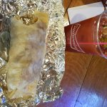 burrito and bloody mary