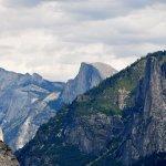 Views of Yosemite National Park