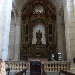 Igreja da Sao Vicente de Fora - side chapel