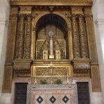 Igreja da Sao Vicente de Fora - chapel altar
