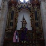Igreja da Sao Vicente de Fora - saint figure