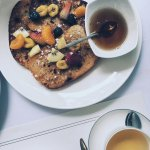"Bestseller ""Buckwheat French Toast with Lavender Syrup'"