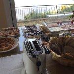 Great breakfast buffet