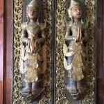 Inside Bangkok Gardens - like a museum!