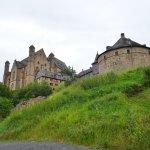 Blick auf die Nordseite des Schlosses