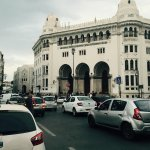 La Grande Poste d'Alger Foto