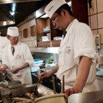 Table-side tempura