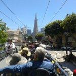 City Sightseeing San Francisco Foto
