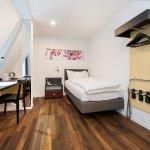 Comfort Singlebed-Room