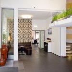 Lounge & Stairways