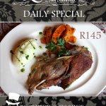 Saffron Fig Duck Special
