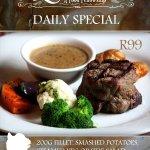 Fillet Steak Special