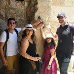 Visite privée en Israel en famille  !