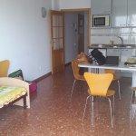 Salle à manger/cuisine/entrée