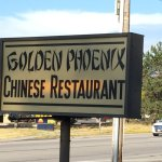 Golden Phoenix Chinese Restaurant - front sign